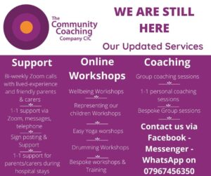 WE ARE STILL HERE – Our updated services