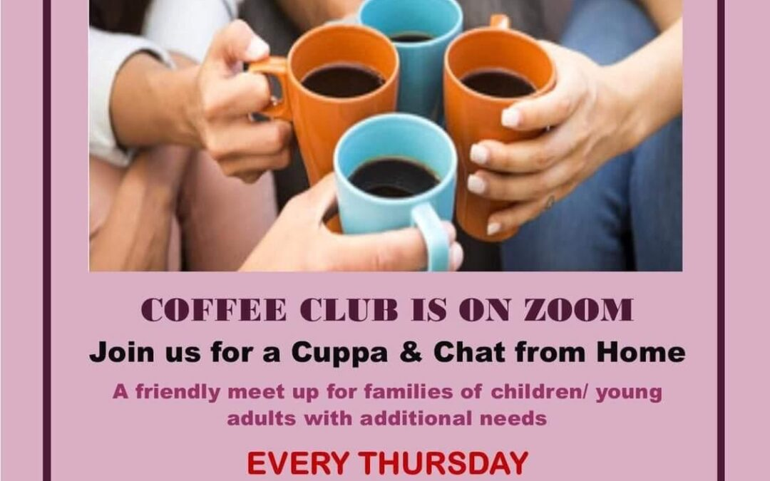 Zoom Online Coffee Club!
